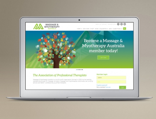 Massage & Myotherapy Australia Website